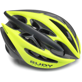 Rudy Project Sterling + Casque, yellow fluo - black matte